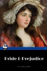 Pride & Prejudice by Jane Austen (World Literature Classics / Illustrated with doodles) Cover Image