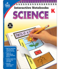 Science, Grade K (Interactive Notebooks) Cover Image