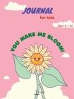 Diario para niños: Maravilloso diario y cuaderno para niños, perfecto para escribir, garabatear, dibujar y tomar notas/ Diario de seguimi Cover Image