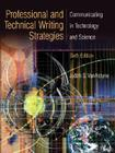 Professional and Technical Writing Cover Image