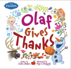 Frozen: Olaf Gives Thanks Cover Image