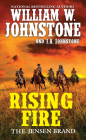 Rising Fire (The Jensen Brand #3) Cover Image