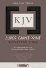 KJV Super Giant Print Bible Cover Image