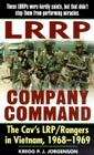 LRRP Company Command: The Cav's LRP/Rangers in Vietnam, 1968-1969 Cover Image