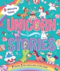 5-Minute Tales: Unicorn Stories: with 7 Stories, 1 for Every Day of the Week Cover Image