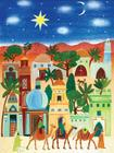 Little Town of Bethlehem Boxed Holiday Full Notecards Cover Image