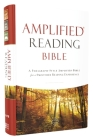Amplified Reading Bible, Hardcover: A Paragraph-Style Amplified Bible for a Smoother Reading Experience Cover Image