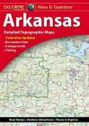 Delorme Atlas & Gazetteer: Arkansas Cover Image