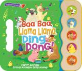 Baa Baa Llama Llama Ding Dong Cover Image