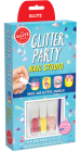 Glitter Party Nails Cover Image