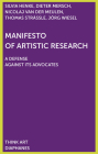 Manifesto of Artistic Research (Think Art) Cover Image