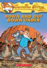Geronimo Stilton #29: Down and Out Down Under Cover Image