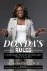 Donda's Rules: The Scholarly Documents of Dr. Donda West (Mother of Kanye West) Cover Image
