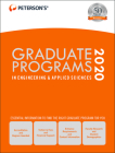 Graduate Programs in Engineering & Applied Sciences 2020 Cover Image