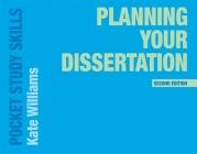 Planning Your Dissertation (Pocket Study Skills) Cover Image