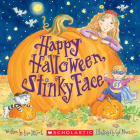 Happy Halloween, Stinky Face Cover Image