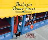 Body on Baker Street (Sherlock Holmes Bookshop Mystery #2) Cover Image