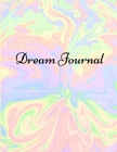 Dream journal: Notebook For Recording, Tracking And Analysing Your Dreams Cover Image