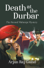 Death at the Durbar: The Second Maharaja Mystery (Maharajah Mysteries #2) Cover Image