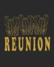 Reunion: Guest book for High school Students Reunion get together celebration Cover Image
