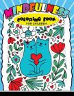 Mindfulness Coloring Book for Children: Cute Animals, Bear, Cat, Dog and More to Color for Kids Cover Image