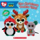 The Christmas Cookie Thief (Beanie Boos: Storybook with stickers) Cover Image