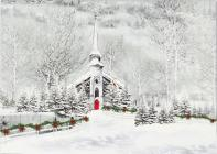 DLX Bx: Snowy Steeple Cover Image