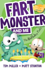Fart Monster and Me: The Birthday Party (Fart Monster and Me, #3) Cover Image