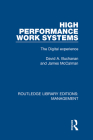 High Performance Work Systems: The Digital Experience Cover Image
