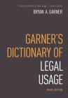 Garner's Dictionary of Legal Usage Cover Image