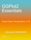 GGPlot2 Essentials: Great Data Visualization in R Cover Image