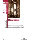 O Poeta-Teólogo; Revisitações literárias do imaginário bíblico em alguma poesia portuguesa do século XX Cover Image