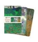 Klimt Landscapes Mini Notebook Collection (Mini Notebook Collections) Cover Image
