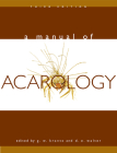 A Manual of Acarology: Third Edition Cover Image