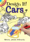 Design It! Cars (Dover Little Activity Books) Cover Image