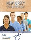 New Jersey Physician Directory with Healthcare Facilities 2015 Seventeeth Edition Cover Image