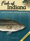 Fish of Indiana Field Guide [With Waterproof Pages] (Fish Of...) Cover Image
