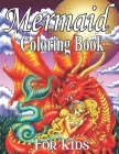 Mermaid Coloring Book For Kids: For Kids Ages 4-8 US Edition Mermaid Coloring Books Cover Image