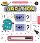 Help with Homework Addition: Wipe-Clean Workbook Cover Image