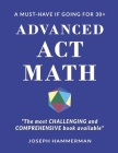Advanced Math ACT: A Must Have if Going for 30+ Cover Image