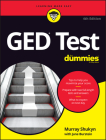 GED Test for Dummies Cover Image
