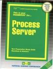 Process Server: Passbooks Study Guide (Career Examination Series) Cover Image