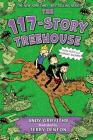 The 117-Story Treehouse: Dots, Plots & Daring Escapes! (The Treehouse Books #9) Cover Image