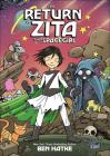 The Return of Zita the Spacegirl Cover Image
