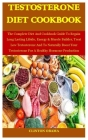 Testosterone Diet Cookbook Cover Image