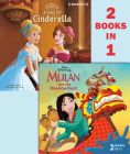 Mulan and the Dragon Race/A Song for Cinderella (Disney Princess) (Pictureback(R)) Cover Image