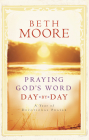Praying God's Word Day by Day Cover Image