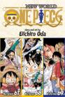 One Piece (Omnibus Edition), Vol. 23: Includes vols. 67, 68 & 69 Cover Image