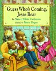 Guess Who's Coming, Jesse Bear Cover Image