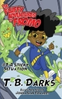 The Fluffy Adventures of Fromo: A Sticky Situation Cover Image